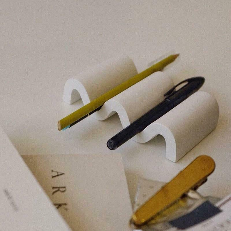 Kitchen Organizer Concrete Soap Holder Color Cement Soaps Support Plate Dish  | eBay