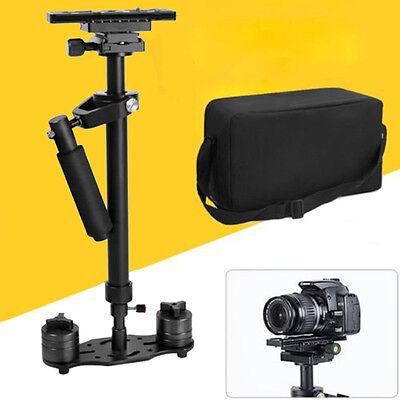 S40 Schwebestativ Handheld Stabilisator für SLR Kamera Video + Tasche LI 05