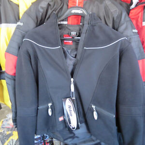 Ladies Nitro Mortorcycle Snowmobile Inner Warm Jacket Brand New