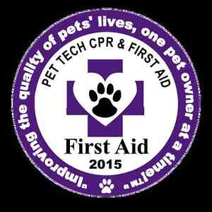 Pet CPR & First Aid course - DECEMBER London Ontario image 1