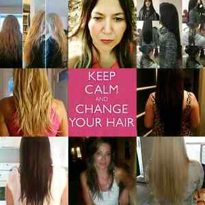 Hair Extensions for your Wedding & your Honeymoon  London Ontario image 3