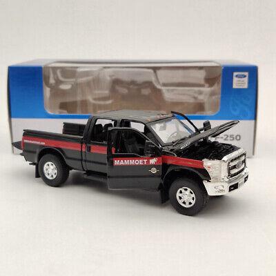 Sword 1/50 Ford F-250 F250 2016 Mammoet Super Duty Pick Up Truck Diecast Models