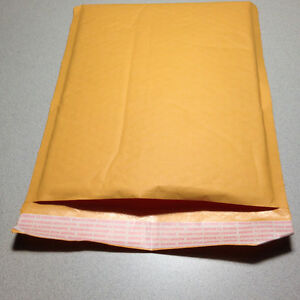"Self-Seal Bubble Mailers #00 - 5 x 10"" London Ontario image 1"