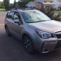 2015 Subaru Forester - FULLY LOADED WITH EYESIGHT