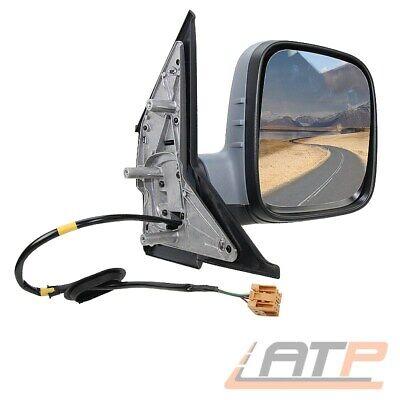 Spiegelkappe grundiert rechts für  VW Bus T5 09