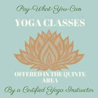 Pay-What-You-Can Yoga!