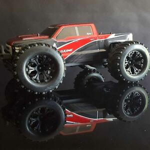 Redcat Racing Dukono 1/10 Scale Electric 2.4GHz RTR RC Monster T