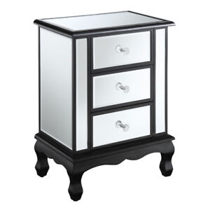Mirrored Night Stands/Coffee Tables..BRAND NEW
