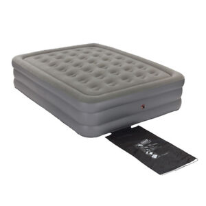 Coleman supportRest Double High Airbed Queen - no pump