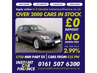 Bmw 1 Series 118D Se Hatchback 2.0 Automatic Diesel LOW RATE FINANCE AVAILABLE