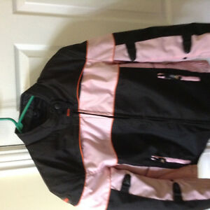 Women's motorcycle jacket in mint condition