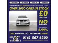 BMW X5 3.0TD xDrive30d M Sport GOOD / BAD CREDIT CAR FINANCE