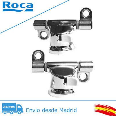 Roca AI0002100R - Conjunto de bisagras de asiento Dama Senso y Giralda...