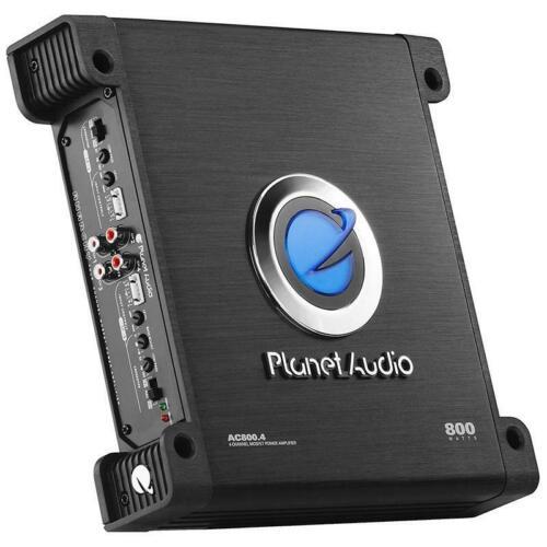 Planet Audio AC800.4 Anarchy 800 Watt, 4 Channel, 2/4 Ohm St