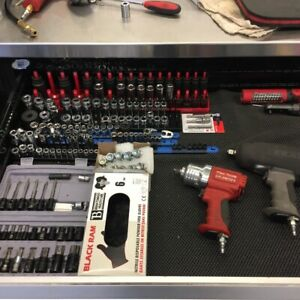 TOOLS (SNAP ON, MATCO, MAC TOOLS)  9.5/10 CONDITION FOR SALE!