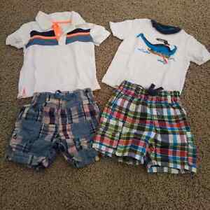 Gymboree Toddler Boy's outfits 18-24 months