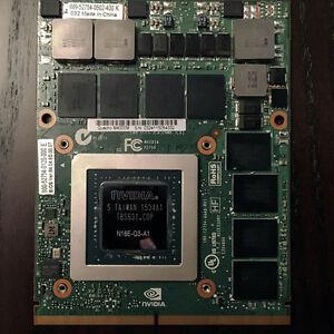 Nvidia Quadro M4000M 4GB MXM PCI-E 3.0 Laptop Video Card