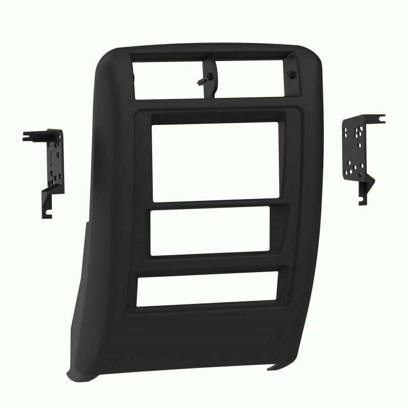 Metra 95-6554B Double DIN Radio Dash Install Kit for 1997-2001 Jeep Cherokee