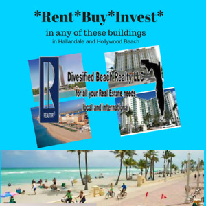 Rent Buy Invest in Southeast Florida Beach Areas
