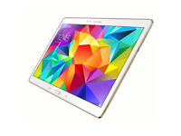 """Samsung Galaxy Tab S 10.5"""" Android Tablet - White"""