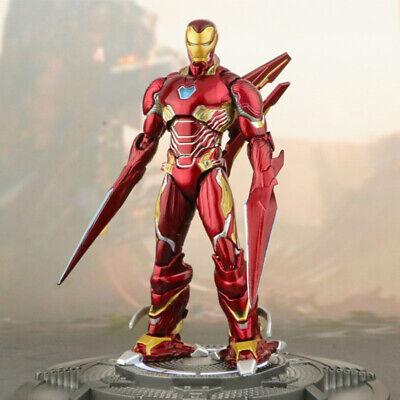 Avengers Iron Man Mark 50 S.H.Figuarts MK50 Nano Style Weapon Action Figure New