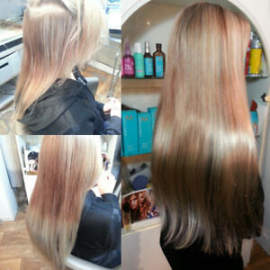 NEW clients (with thin hair ) get 50% off Extensions package