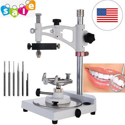 Dental Lab Parallel Surveyor Equipment With Tools Handpiece Holder Tooth Care Us