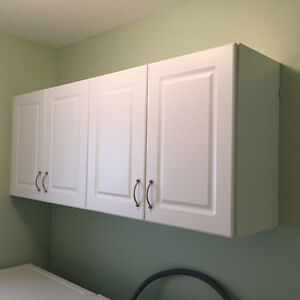 Laundry room cabinets & deep sink with faucet Oakville / Halton Region Toronto (GTA) image 1