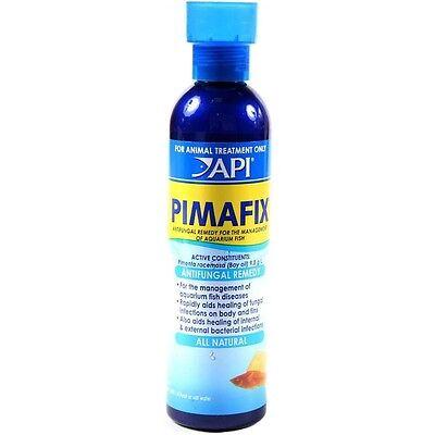 - API PimaFix Fish Medication All Natural Anti-Fungal Remedy Aquarium Med 4 oz