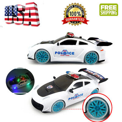 Toys For Boys Kids Children Police Car for 3 4 5 6 7 8 9 10 Years Olds Age Gifts (Gifts For 4 Year Olds)