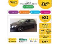 Volkswagen Golf FROM £57 PER WEEK!
