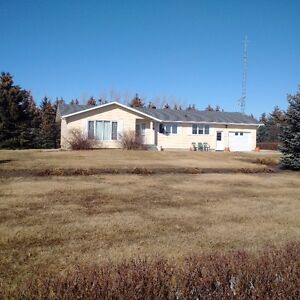 House To Be Moved Located Near Swift Current