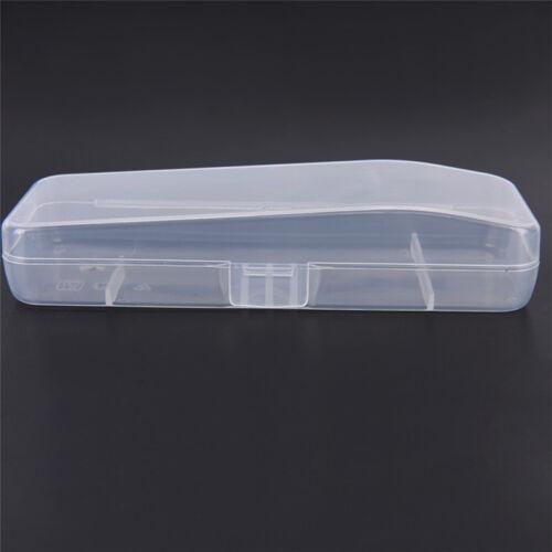 Portable Razor Travel Case Shaving Razor Box Storage Box For Travel VV - $5.94