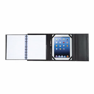 New/  Blueline I-Pal Note 3-in-1 iPad Case Easel and Notebook