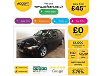 BMW 316 FROM £45 PER WEEK!