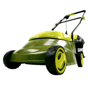 Sun Joe 14 in 12 Amp Corded Electric Walk Behind Push Lawn Mower