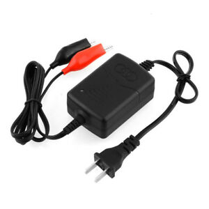Car Motorcycle ATV Smart Compact Battery Charger
