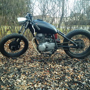 REDUCED XS400 bobber project - rat bike, chopper TRADES??