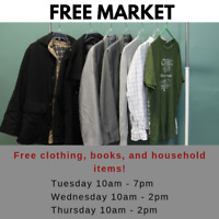 Free Market Extended Hours!
