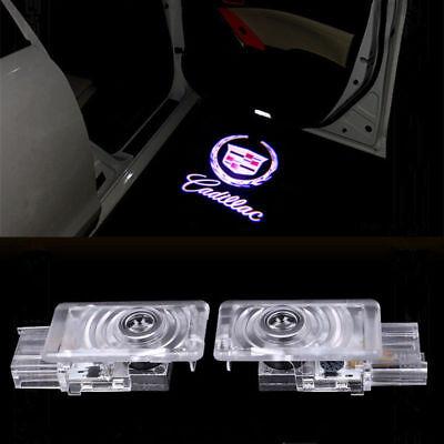 5 Projector Light Bulb - 2Pcs Door Lights Projector Shadow Laser Emblem For CADILLAC XTS ATS SRX XT5 CT6