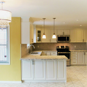 4+1 Bdrm Detached in Streetsville.  Just fully Renovated