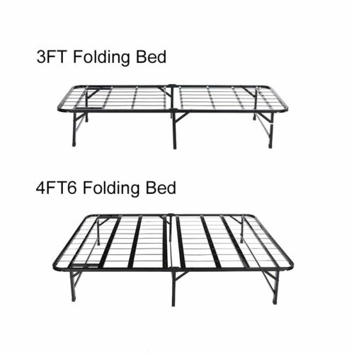 folding bed guest fold up double portable spare travel