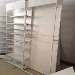 Shelving at reduced price