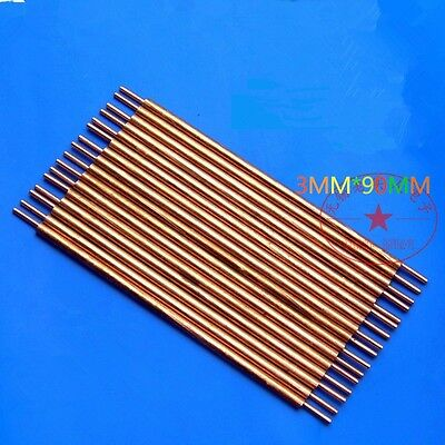 6 Pieceslot Spot Welding Rods Needles Electrodes For Spot Welder 3mm90mm
