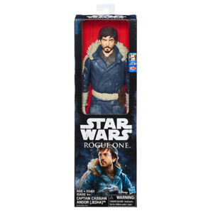 Star Wars Rogue One Cassian Andor or Jyn Erso Hasbro 12 Inch