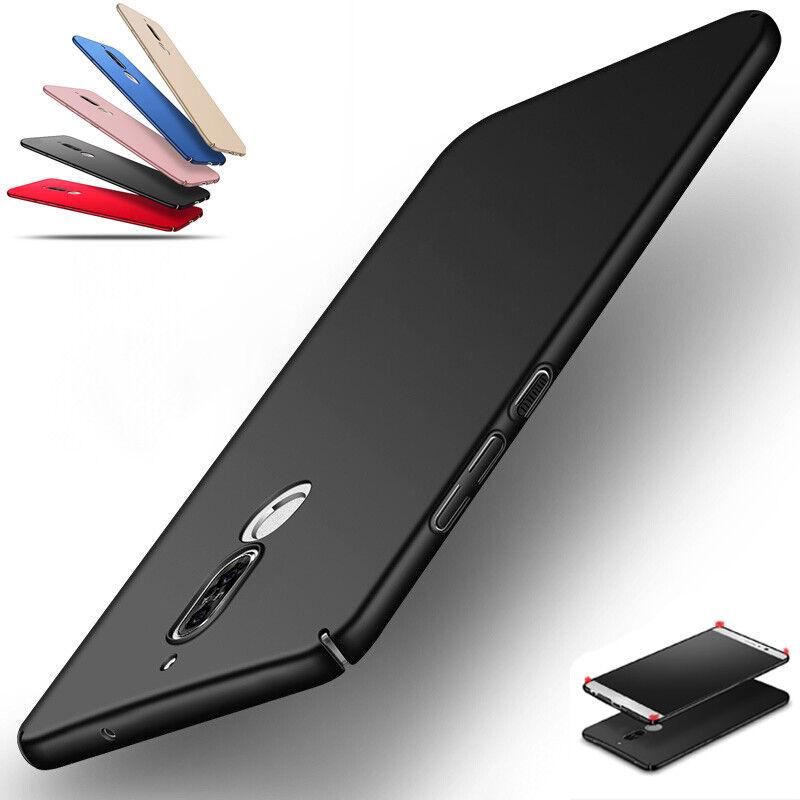best service 0cc2b 97f0d Details about For Huawei Nova 2i/Mate 10 Lite Shockproof Matte Slim Hard  Back Cover Case Skin