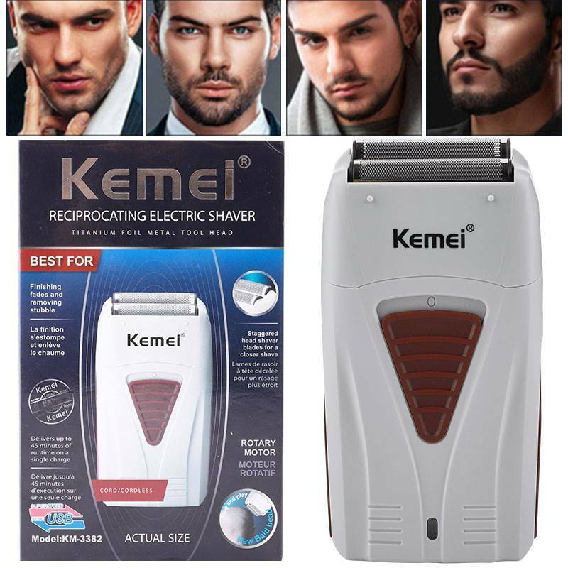 Hair Barber Pro Trimmer Clipper Machine Kit Haircut Cutting