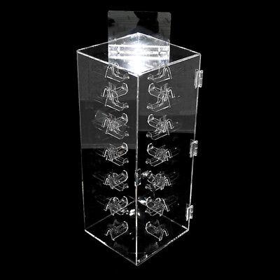 Optical Display - 24 Piece Locking Rotating Display