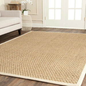 Seagrass Area Rug, 9' x 12'
