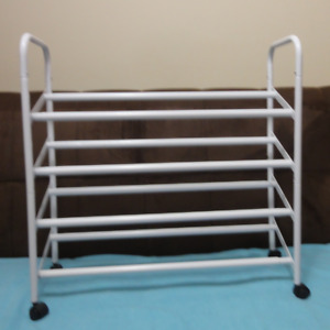 Shoe-rack: expandable/dividable into 2 separate unit/ & more...